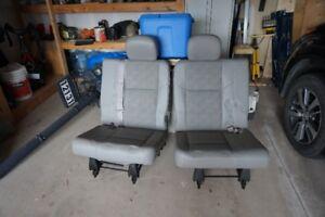 Rear seats for 2006 Montana Van