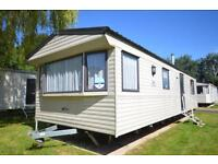Static Caravan Dawlish Warren Devon 2 Bedrooms 6 Berth Willerby Rio 2010