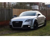 Audi TTS rep - Red Leathers, Bose sound system