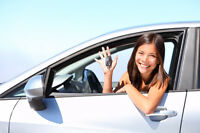 Smiling and Driving Post Secondary Students