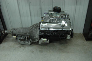 327 SBC and Turbo 350 complete