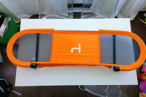 Babyhome Side Bed Rail - Orange