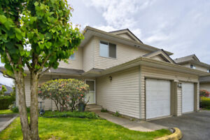 Spacious Townhome in West Abbotsford