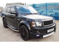 Land Rover Range Rover Sport 3.6TD V8 auto 2008MY HSE FANTOM EDITION