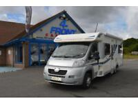 2013 BAILEY APPROACH 740 SE MOTORHOME 2.2 DIESEL PEUGEOT BOXER 6 SPEED MANUAL GE