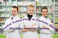 Do you know that Pharmacy Assistant Average wage is $23/Hour?