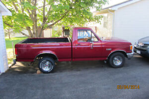 1990 Ford F-150 custom Pickup Truck