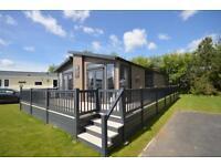 Luxury Lodge Lowestoft Suffolk 2 Bedrooms 4 Berth Swift Whistler 2017 Broadland