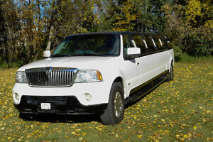 Lincoln Navigator Limo for Sale