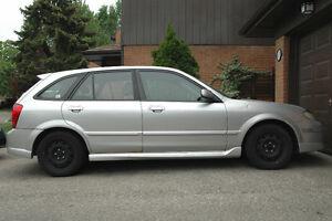 2002 Mazda Protege 5 SE Hatchback