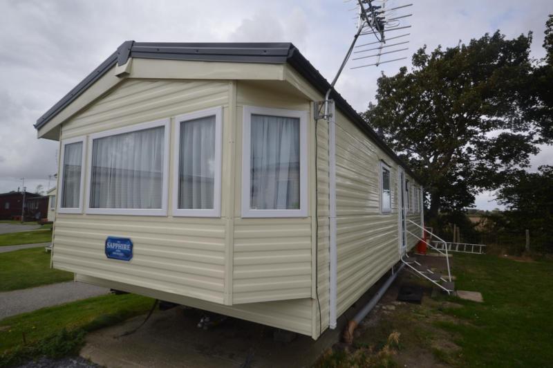 Static Caravan New Romney Kent 3 Bedrooms 8 Berth Delta Sapphire 2015 Marlie
