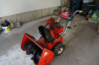 TORO Premium Snowblower