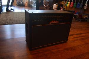 Albion TCT 50 Amp at Guitar Corner