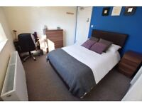 ** En Suite Next To Gravelly Hill Train Station, 7 Minutes To City Centre - No Bill To Pay!