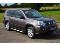 2010 NISSAN X TRAIL 2.0 dCi 173 Acenta 5dr ONLY 44,000 MILES