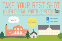 Take Your Best Shot: Youth Digital Contest Begins!