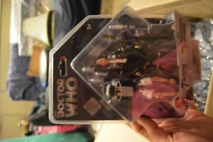 Brand new Doctor Who ace companion action figure