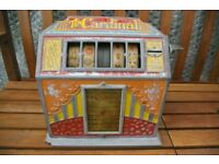 Vintage amusements / bandits / Allwin's WANTED