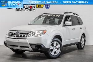 Subaru Forester 2.5X Convenience MAGS+SIEGES.CHAUFFANTS 2012