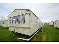 Static Caravan Dymchurch Kent 3 Bedrooms 8 Berth Delta Santana 2009 New Beach