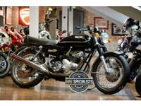 Norton Commando 850 Electric Start Fully Restored UK Example used