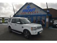 2011 LAND ROVER DISCOVERY 4 SDV6 HSE 3.0 DIESEL AUTO 7 SEATER 5 DOOR 4X4 4X4 DIE