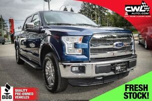Ford F-150 4WD SuperCrew FX4 2015