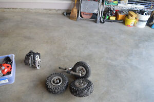 wheels,engines,parts,disk brakes,and much more