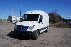 2009 Dodge Sprinter 2500 ONLY 39000 KMS!!!