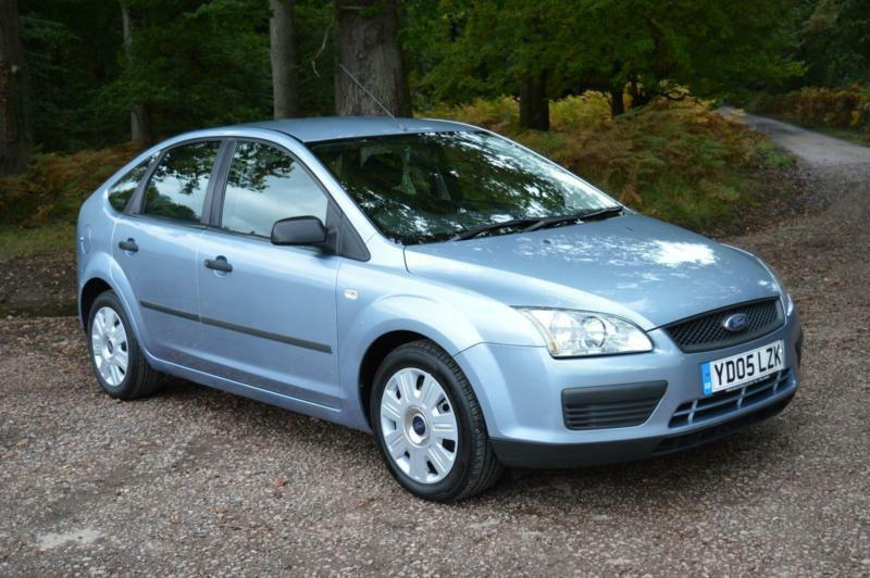 2005 ford focus 1 6 tdci lx 5dr 110 in lydney gloucestershire gumtree. Black Bedroom Furniture Sets. Home Design Ideas