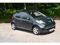 2010 PEUGEOT 107 1.0 Millesim 5dr ONLY 26,000 MILES ��20 YEARS TAX