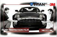 3M Paint Protection Film - Trust the experts, since 1979