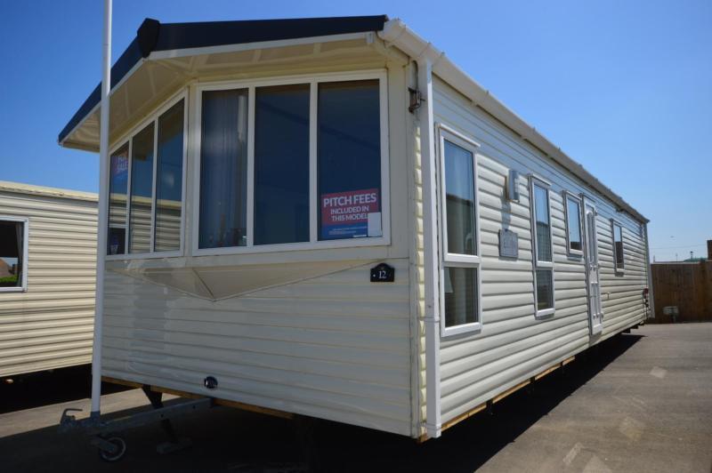 Static Caravan Isle of Sheppey Kent 2 Bedrooms 6 Berth ABI Elan 2008 Harts