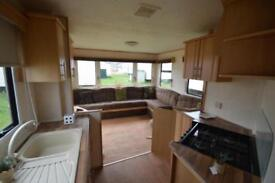 Static Caravan Dymchurch Kent 2 Bedrooms 6 Berth ABI Sunrise 2008 New Beach