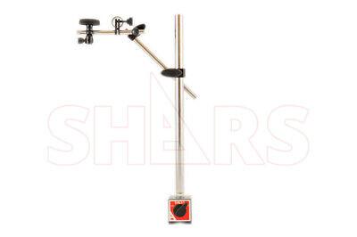 Shars 18 Large Magnetic Base Test Dial Indicator Holder New