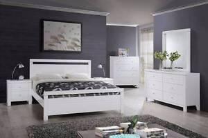 Incredible Price!!!!!! 4 pce Fern Queen bedroom suite Wangara Wanneroo Area Preview
