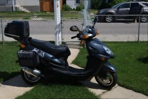 Mint 2008 50 CC Saga Scooter with low milage