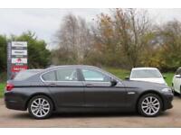 BMW 5 SERIES 2.0 520D SE 4D 181 BHP DIESEL 2011 11