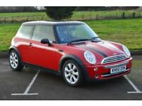 2005 MINI HATCHBACK 1.6 Cooper 3dr