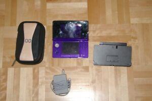 Nintendo 3DS avec 1 jeu de Mario Bro.