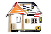 Home Reno Services in London and St. Thomas.