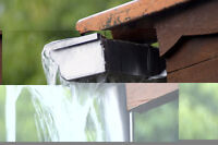 Overflowing Gutters? We clean them