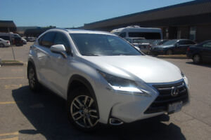 2016 Lexus NX 200t Luxury Package No accidents