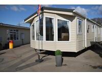 Static Caravan Nr Fareham Hampshire 2 Bedrooms 6 Berth Delta Monarch 2012