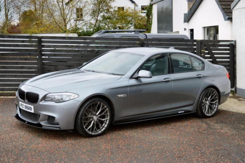 2012 bmw f10 520d m sport space grey fbmwsh top spec 320d 530d 330d in ballymoney county. Black Bedroom Furniture Sets. Home Design Ideas