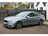 2012 BMW F10 520D M SPORT SPACE GREY FBMWSH TOP SPEC (320D 530D 330D)