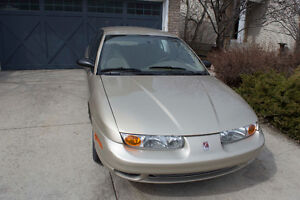 2000 Saturn S-Series w. Bluetooth & New Tires **REDUCED**