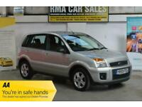 FORD FUSION 1.4 ZETEC 5dr (CLIMATE) VERY LOW MILEAGE