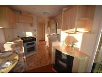 Very Cheap Static Caravan For Sale on Lido Beach in North Wales near Towyn