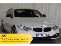 2013 63 BMW 4 SERIES 2.0 420D SPORT 2D 181 BHP DIESEL